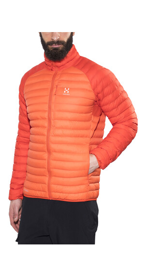 Haglöfs Essens Mimic Jacket Men cayenne/habanero